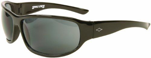 Style Eyes Rail Sunglasses Smoke Black By Style Eyes Optics