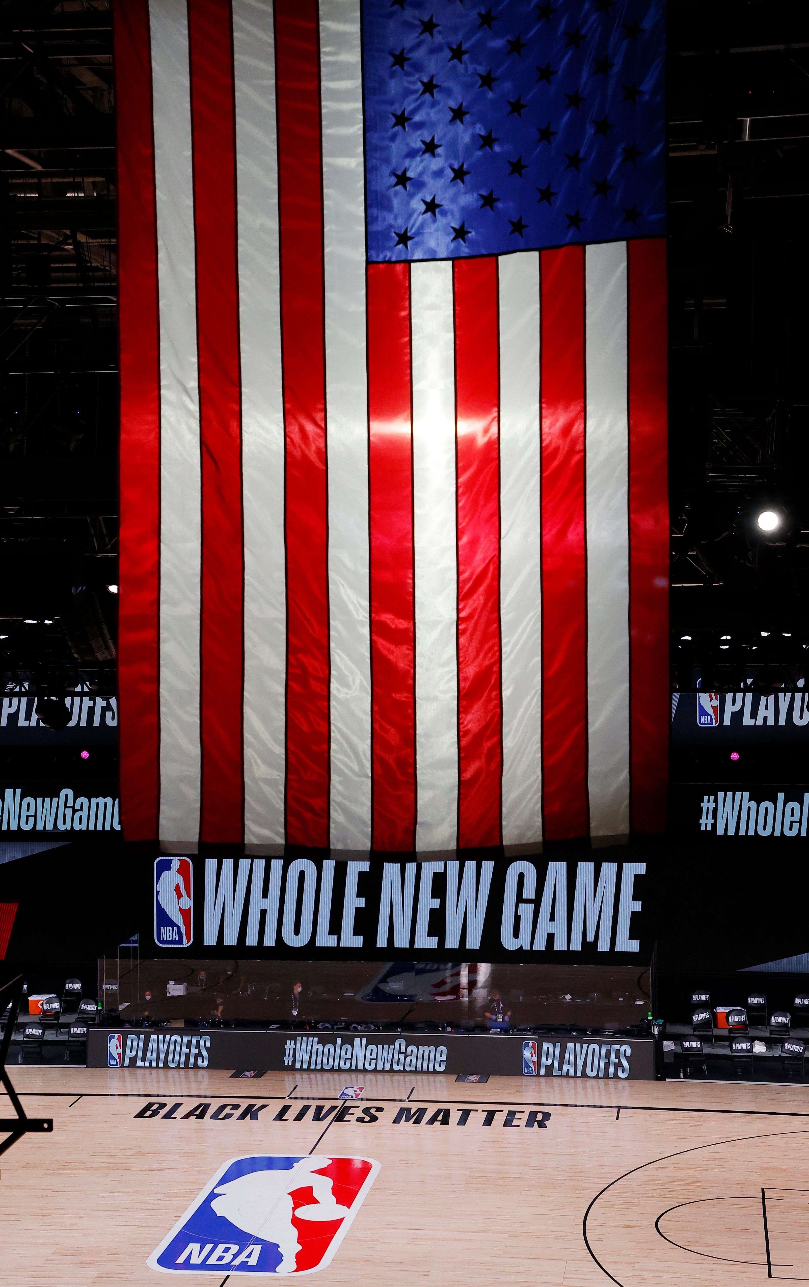 NBA, NBPA agree to resume playoffs Saturday and outline