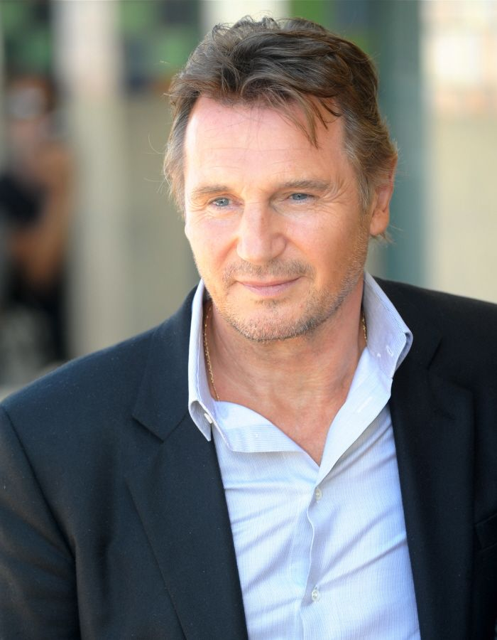 12 Of The Most Attractive Actors Over 60 Liam Neeson Actor Irish Actors