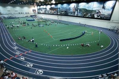 Air Force Academy Official Athletic Site Facilities Indoor Track Air Force Academy Facility