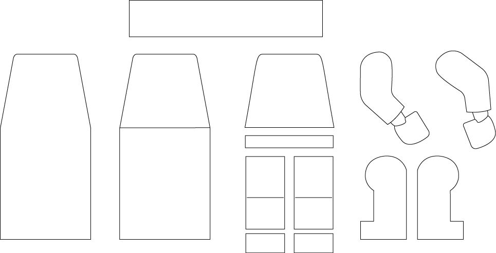 Lego Minifigure Decal Template | Lego | Pinterest | Juguetes