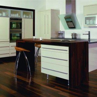 Naxos Cream Rigid Kitchen Living Room Inspiration Home House