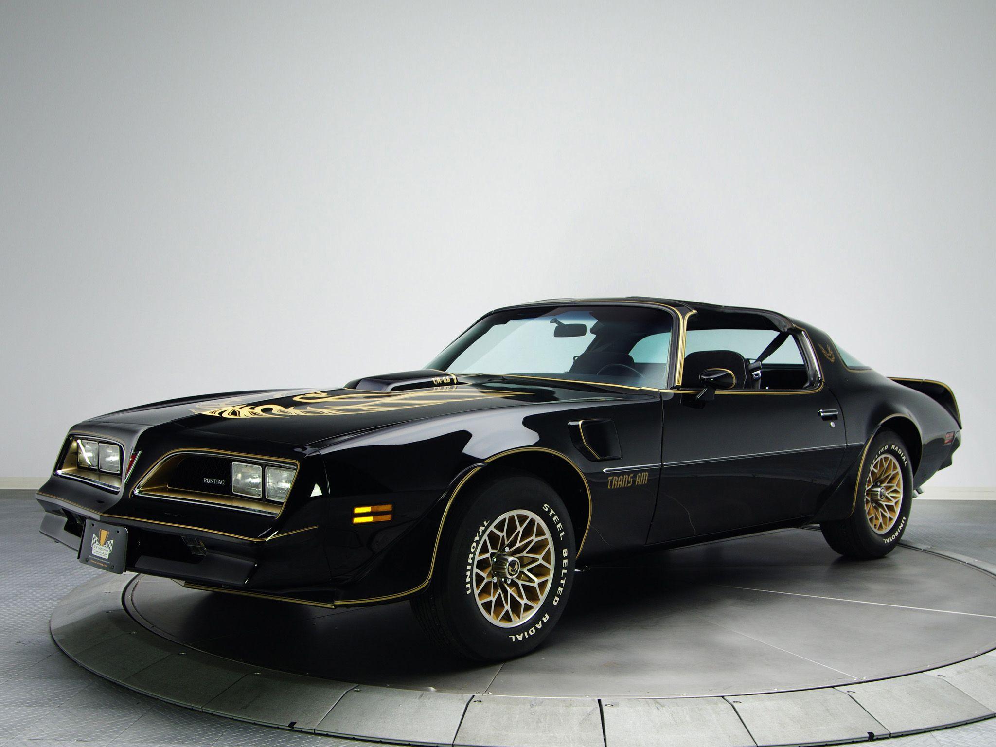 1978 special edition bandit trans am musclecars pinterest cars firebird and muscles