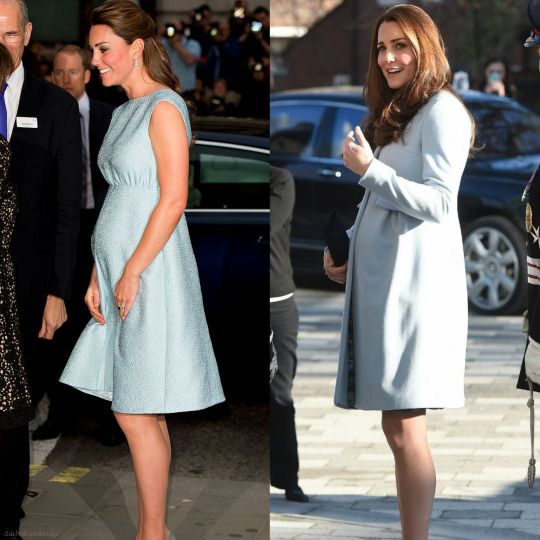 Kate 6 Months Pregnant With Prince George And Princess