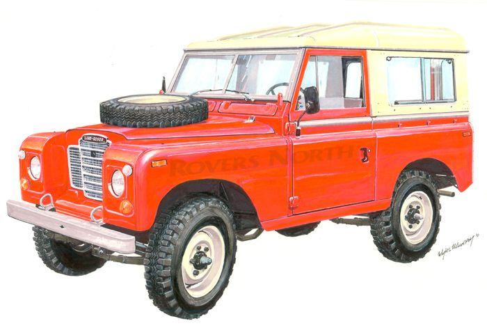 Land Rover Series Ii Iia Iii Accessories Engine Filters Fuel