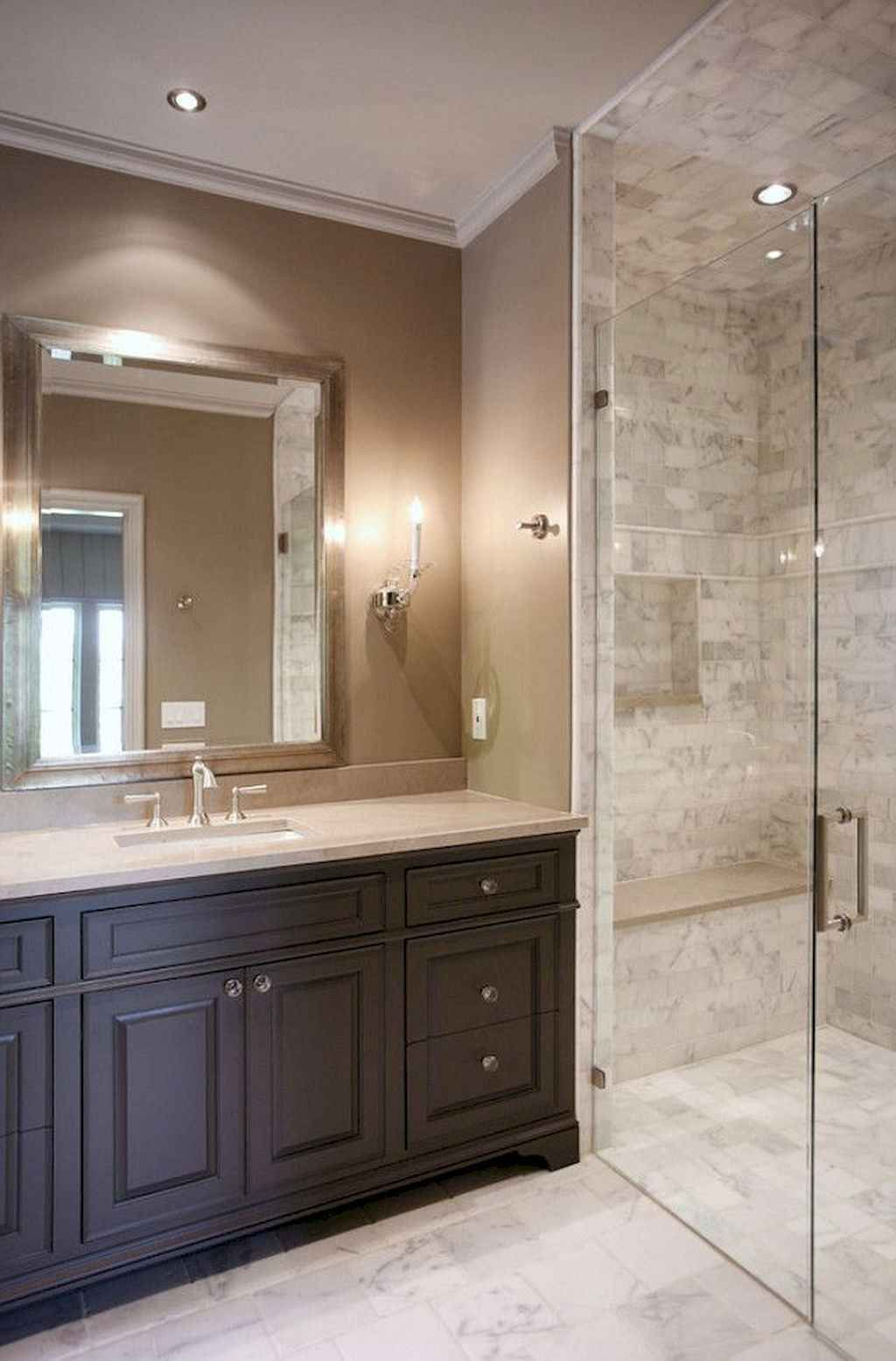 Pin By Celeste Ireland On Mom And Dad S New Home In 2020 Bathrooms Remodel Traditional Bathroom Shower Remodel