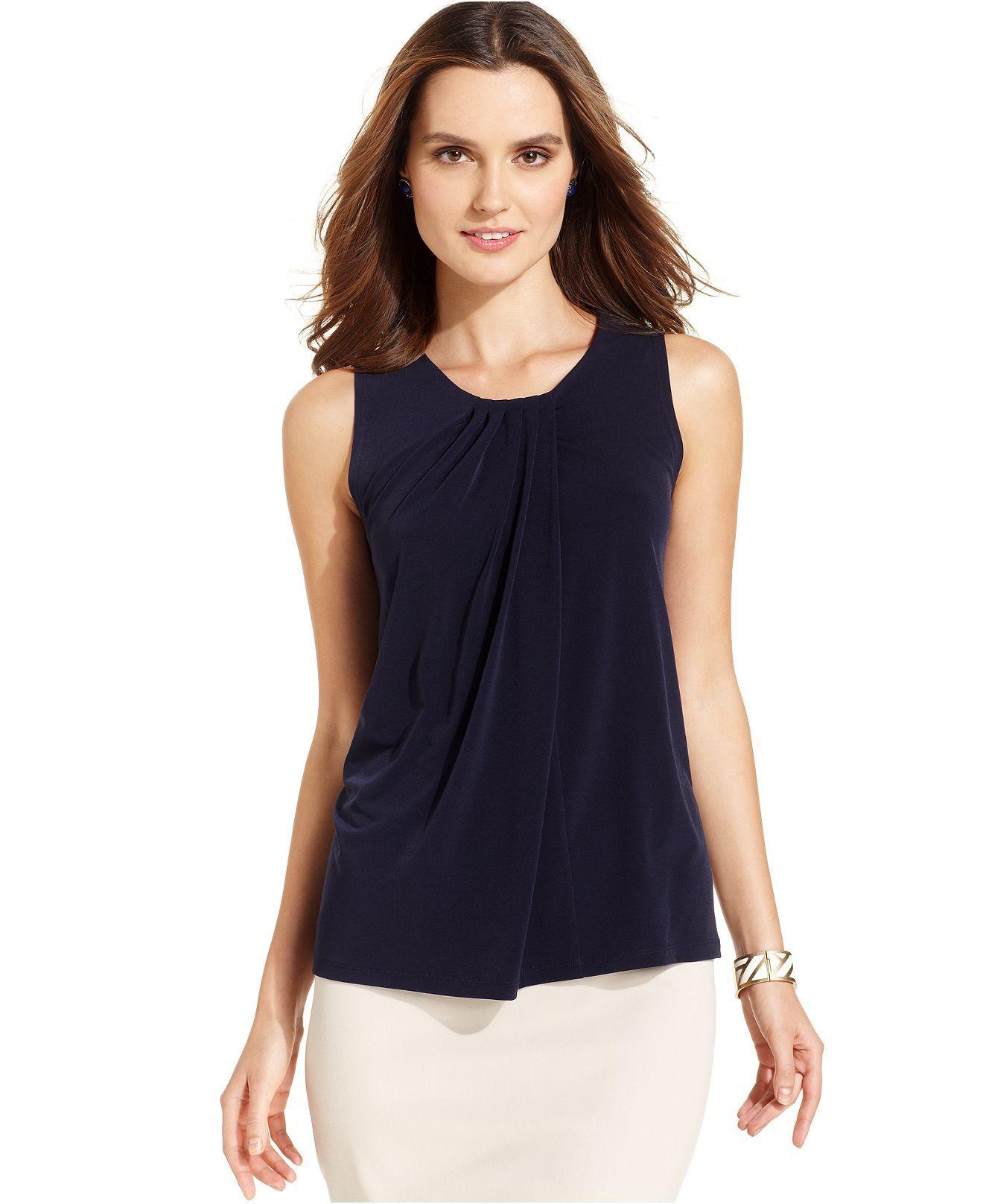 Womens Shirts Macys Lauren Goss