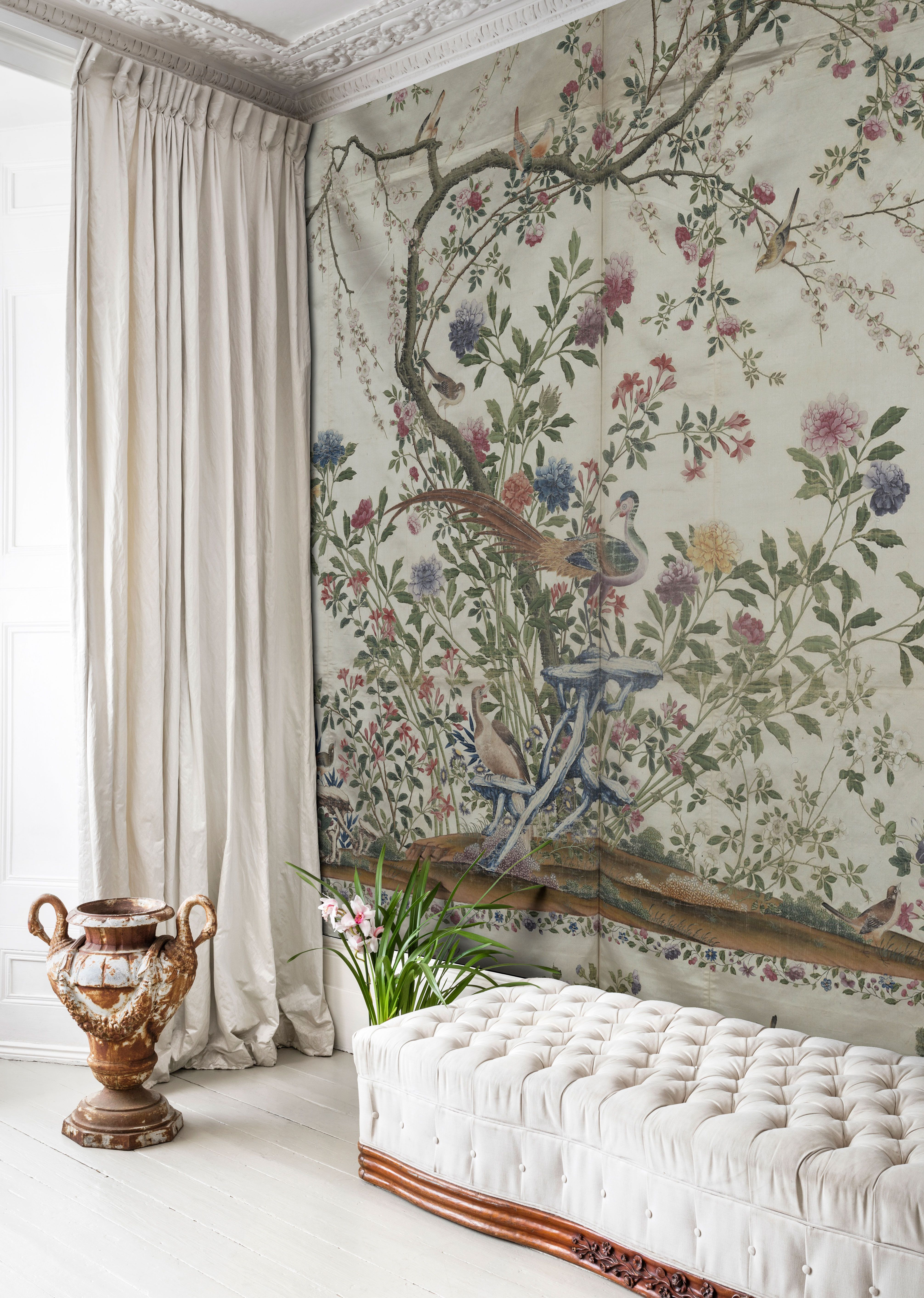 Browse Our Range Of Stunning 18th Century Chinoiserie Wallpaper
