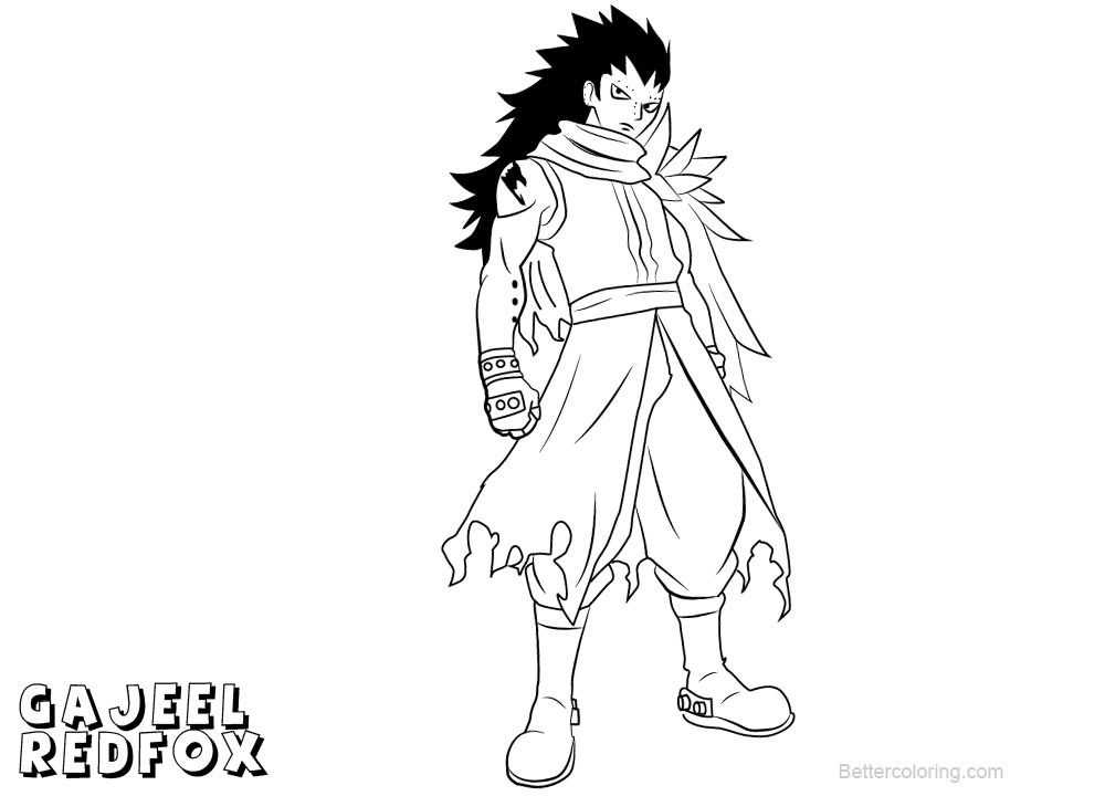 Fairy Tail Coloring Pages Gajeel Redfox Free Printable Coloring Pages Butterfly Coloring Page Coloring Pages Free Printable Coloring Pages