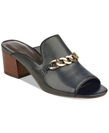 b1fb273b38d8 Tommy Hilfiger Zoletric Slide Dress Sandals