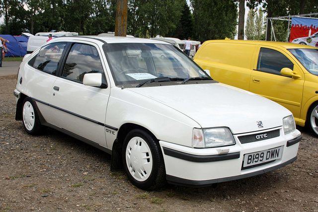 1985 Vauxhall Astra 1 8 Gte Mk2 Vauxhall Vauxhall Astra Retro Cars