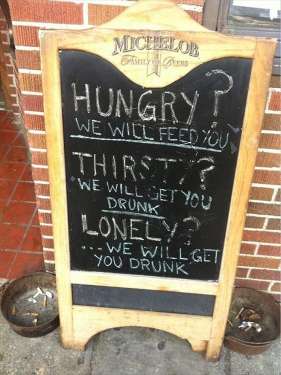 Best Bar Signs Ever 19