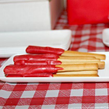 Breadsticks for Dessert