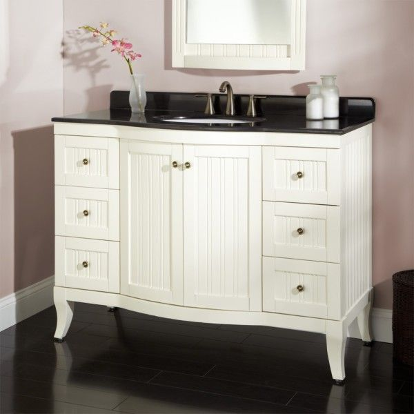furniture exquisite white country style bathroom vanities using