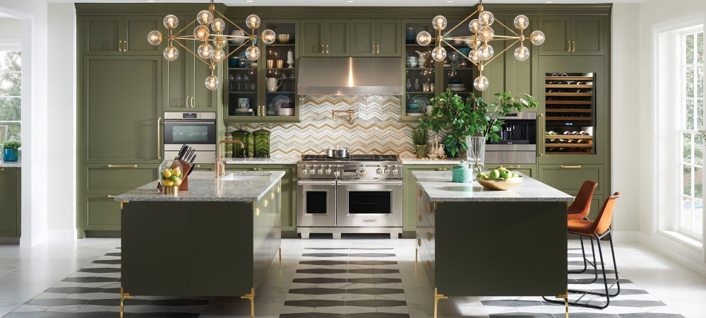 Sub Zero Wolf And Cove Appliances Offer The Styles Sizes And