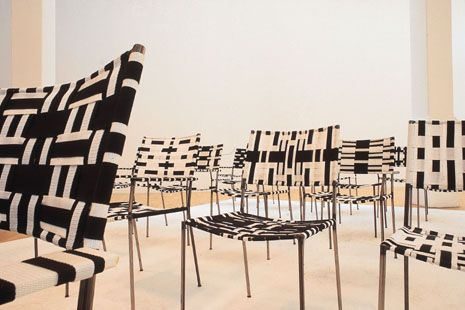 Franz West Chairs. Inspired by DVF.