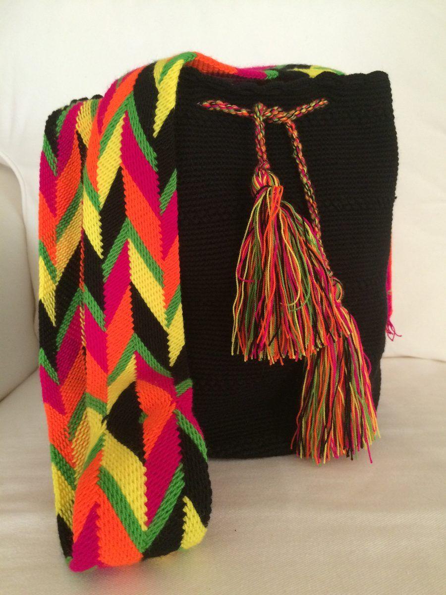 Bolsos Wayuu Tejidos A Mano -   780 4467f724747
