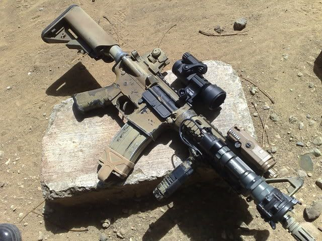 navy seal weapons
