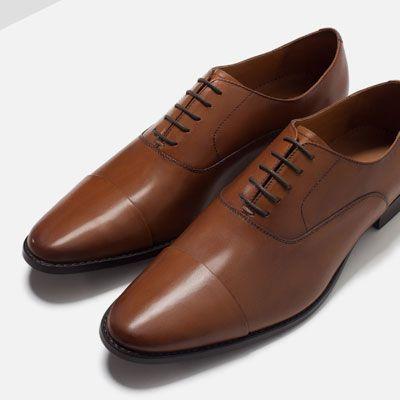 54143b68 Imagen 5 de ZAPATO INGLÉS PIEL VESTIR de Zara   Shoes & Boots en ...