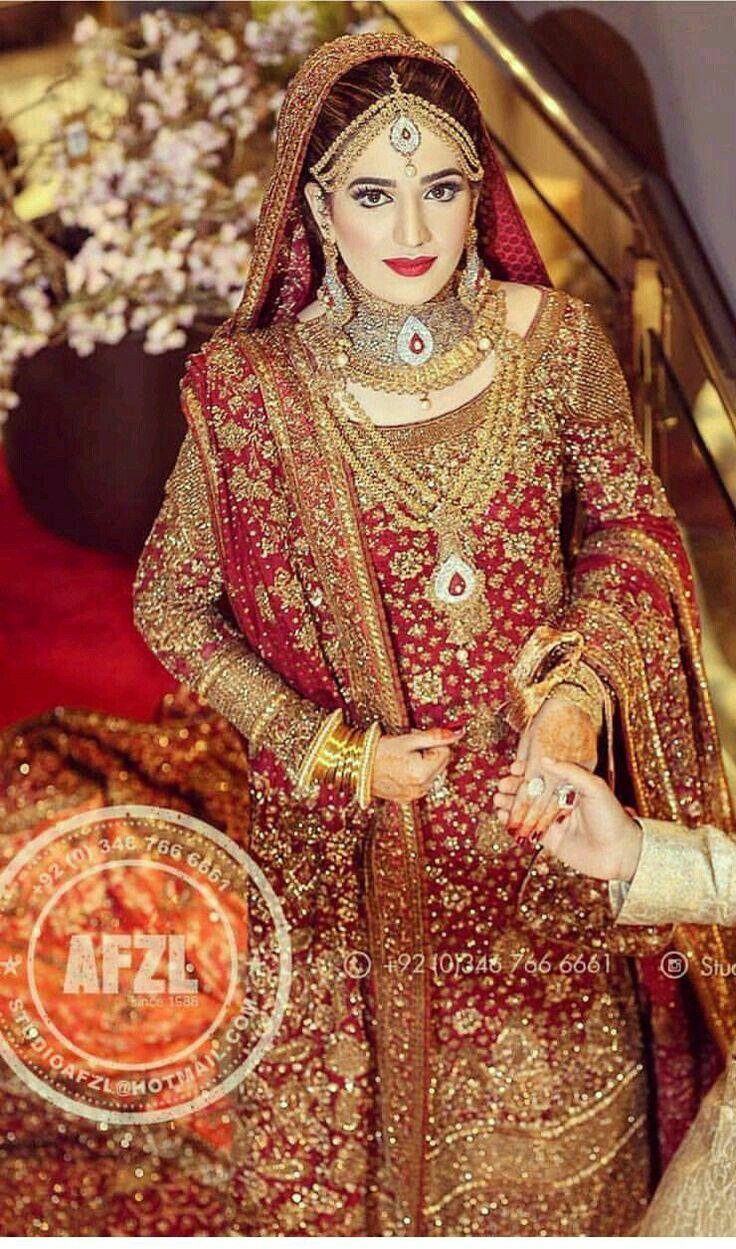 Rajput wedding dress  Pakistani bride  Brideus  Pinterest  Pakistani Indian wedding