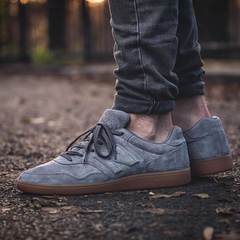 New Balance 288: Grey/Gum