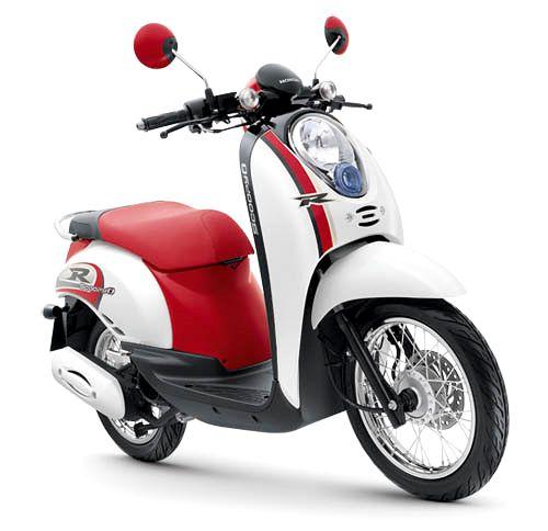 Modif Honda Scoopy Terbaru Simple Tapi Asyik