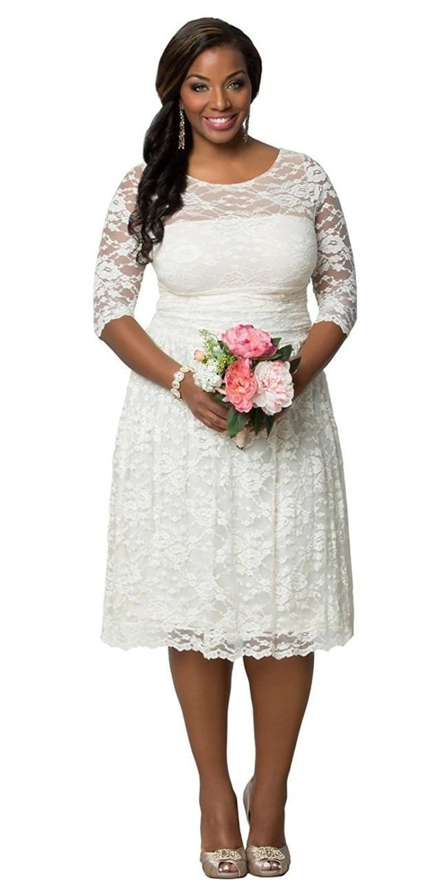 Size 20 dress for wedding   Gorgeous Wedding Dresses You Wonut Believe You Can Get On Amazon