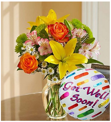 Get Well Gifts Top 5 Organic Gifts Assortment Get Well Balloons Get Well Flowers Get Well Soon Flowers