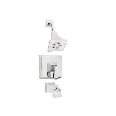 Speakman Shower Combinations: Non-diverter Valve & Diverter Tub Spout