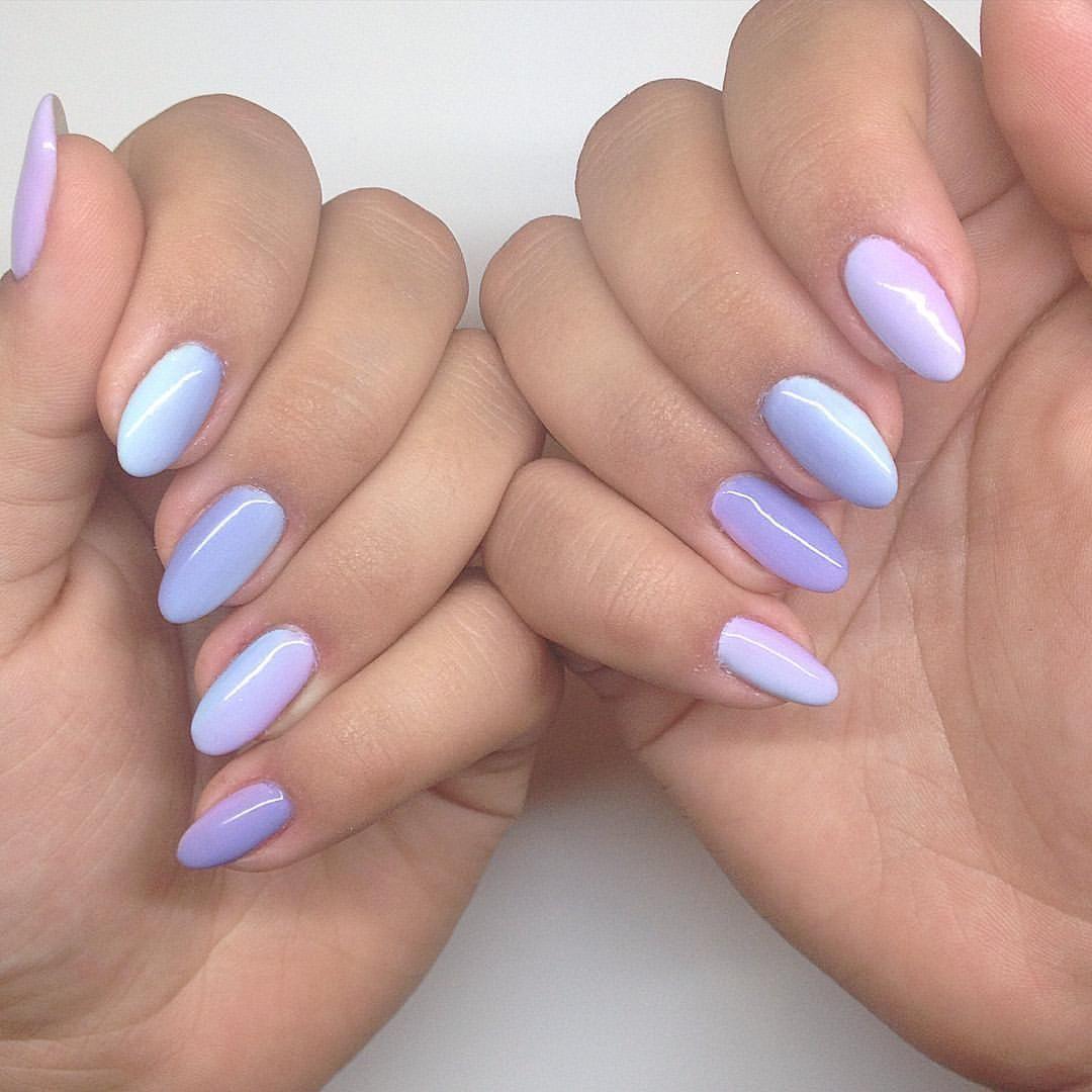 #nails #nailart #nailsporn #instanails #readyforspring #ombre #pastel #pastelombre @nails_by_samanta