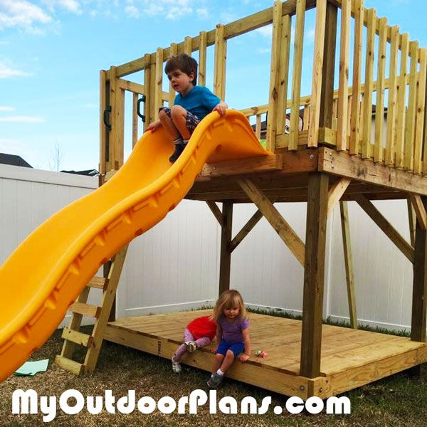 40 Outdoor Woodworking Projects For Beginners: Free Outdoor Plans - DIY Shed, Wooden Playhouse