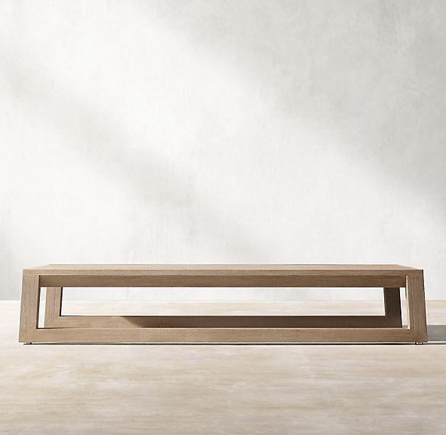 Sebastian Teak Coffee Table | Muebles