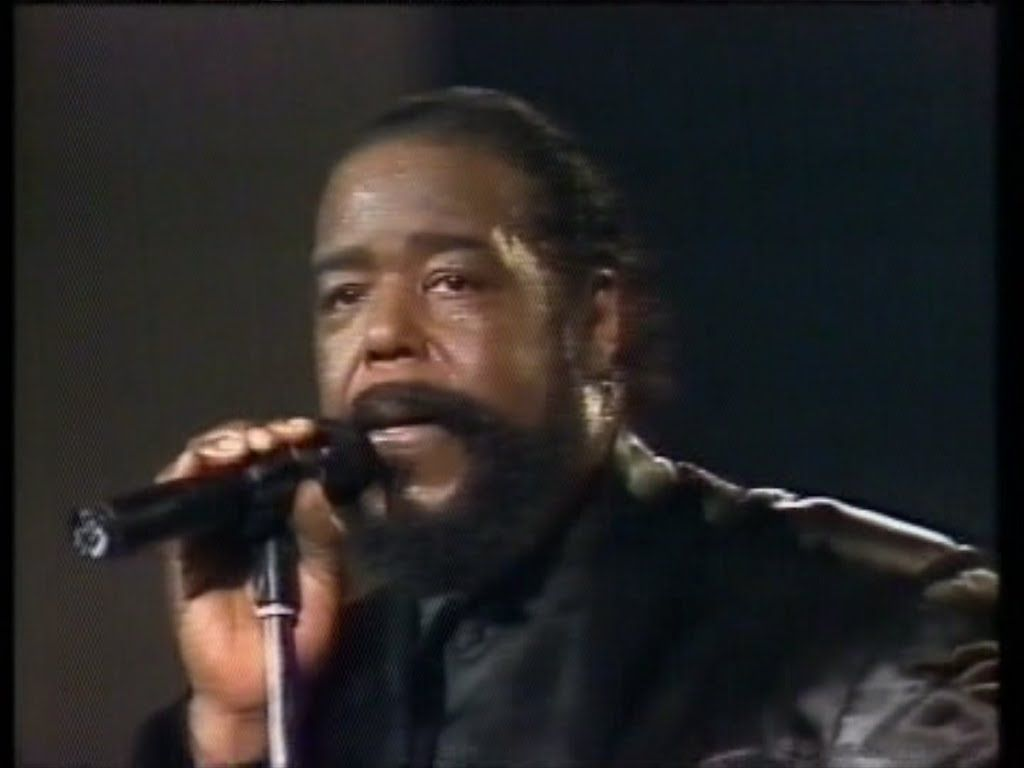 Barry White Live At Flanders Expo Belgium