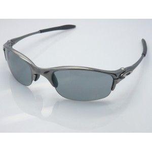 313b72079e Popular Oakley Half X Sunglasses metal black frame grey lens ...