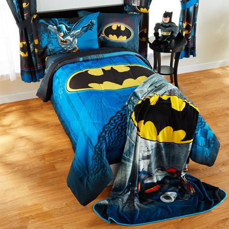 Batman U0027Guardian Speedu0027 Twin/Full Bedding Comforter