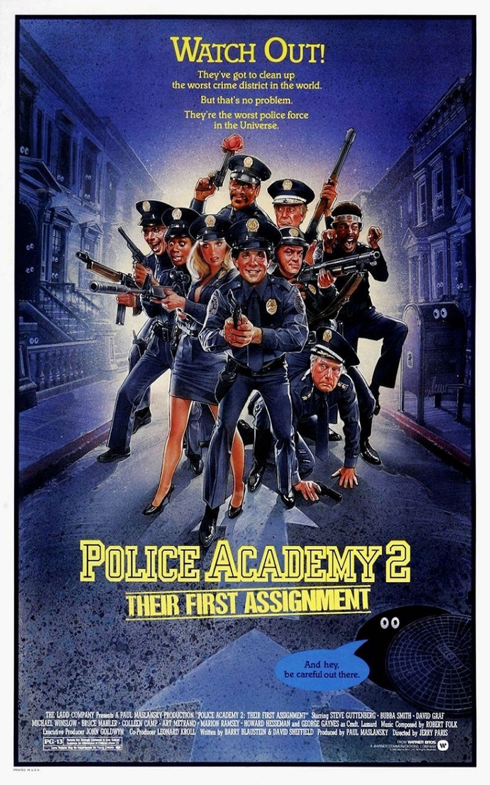 Pin By Song Confucianism On 映画のポスター Police Academy Movie Movie Posters Police Academy