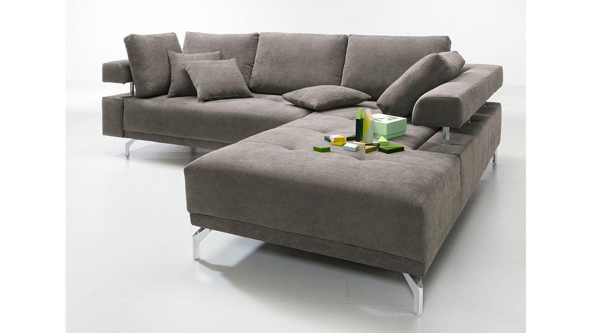 Graues ecksofa interesting graues sofa ecksofa elegenter for Ecksofa teppich