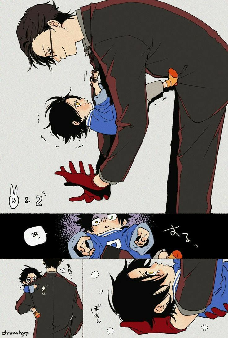 Pin by Afif on art, comic, drawing Anime baby, Anime