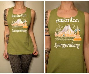 Living Fashion Instructables Tank Tops Diy Shirt Into Tank Top Old T Shirts