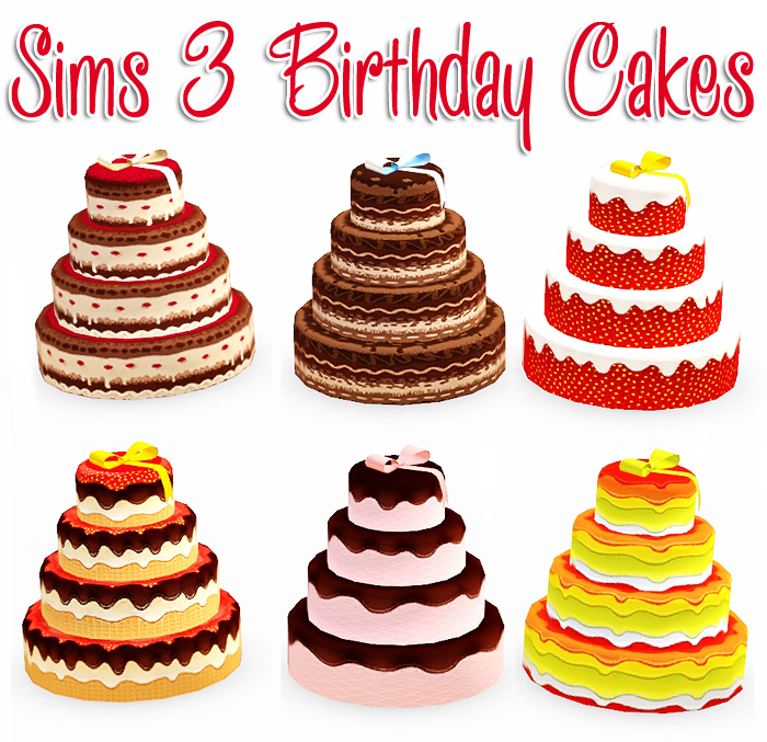 how to buy a cake sims 4