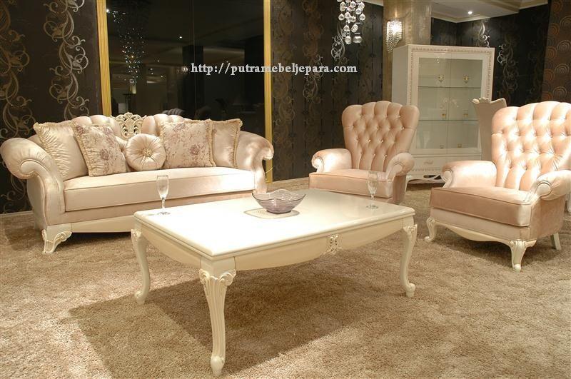 Set Kursi Tamu Sofa Terbaru Merupakan Produk Furniture Set