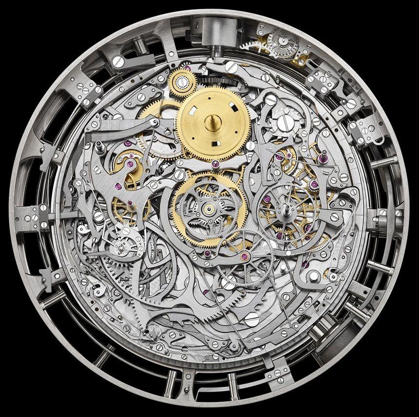 Apple Watch Face Tinker. mechanical skeleton tinker