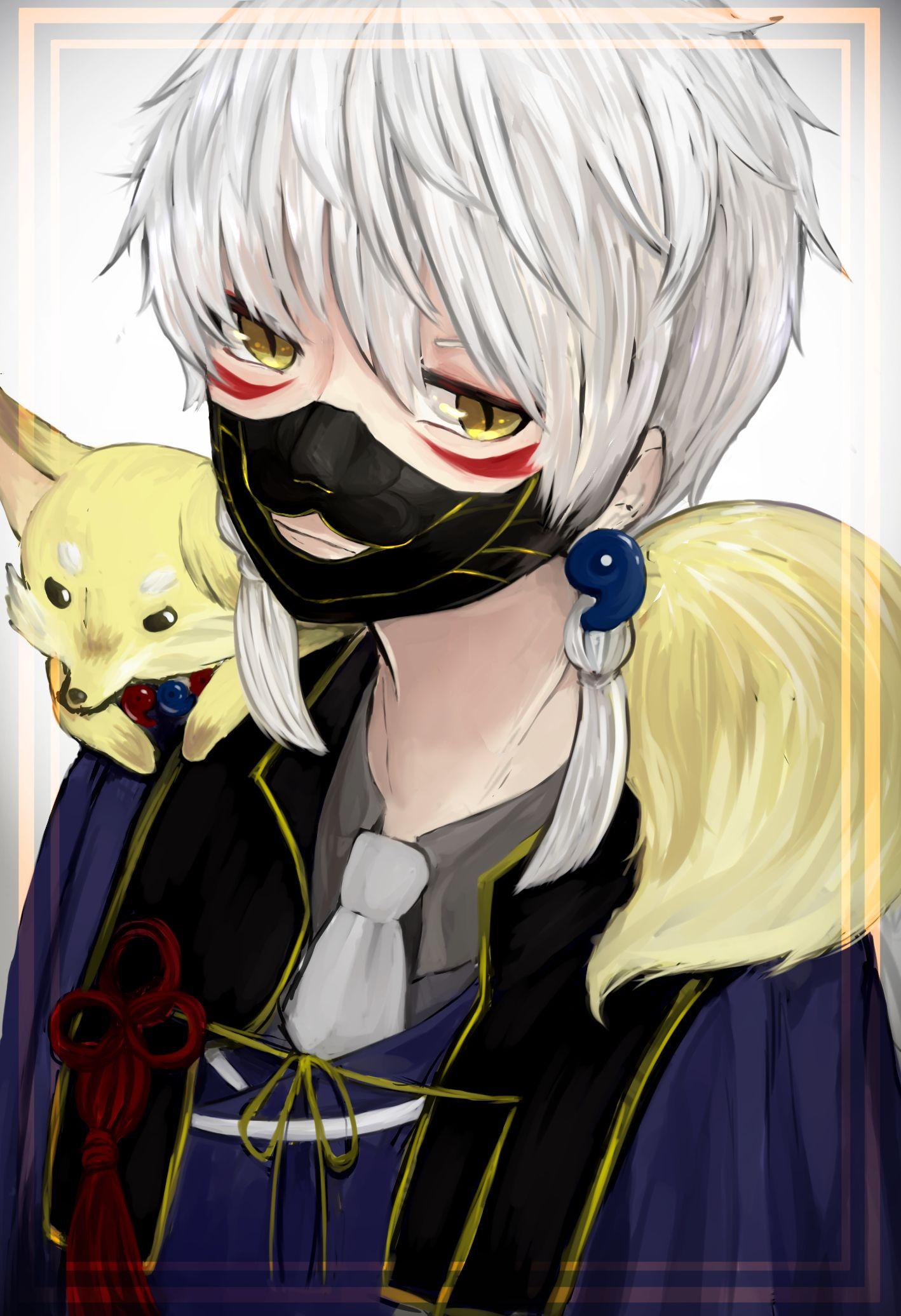 Touken Ranbu, Nakigitsune Touken Ranbu   アニメ, 鳴狐, 可愛い