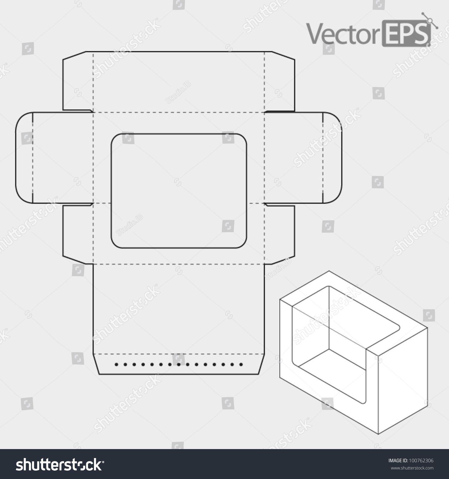 Window Display Box | heba | Pinterest | Cajas de regalo, Cajas y ...