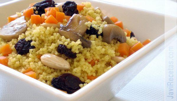 Cocinar Cuscus | Cuscus Receta De Cuscus Receta Recetas Cocinas Y Comida