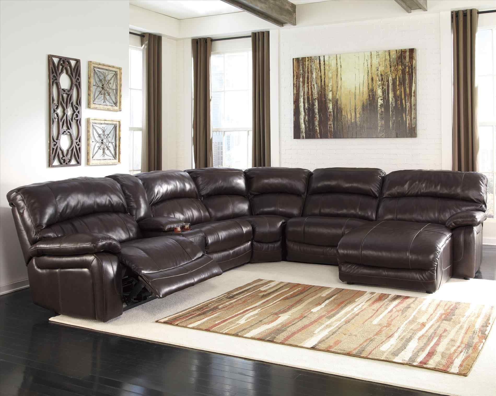 Prices Smoke Contemporary Piece With S Porter Table Media Console Ashley Furniture Sectional Sofa