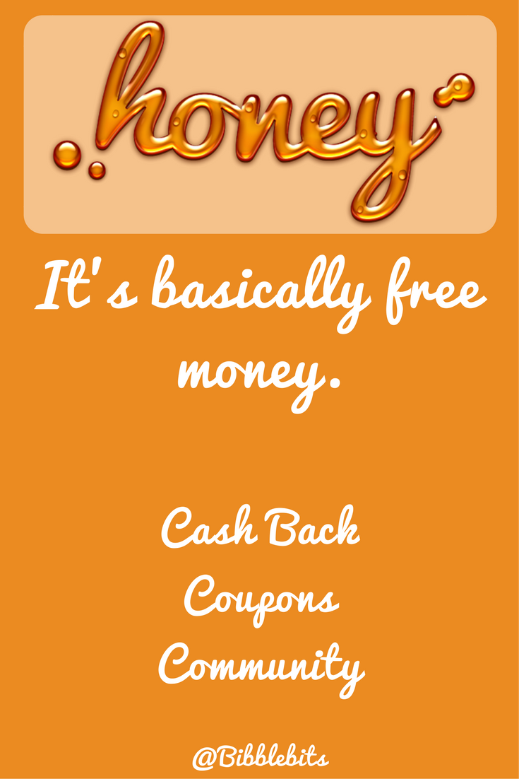 With @joinhoney you get this free browser extension that searches the web for coupons and applies them for you! Plus you get a percentage of cash back on your purchases! Save money, earn money and join Honey!
