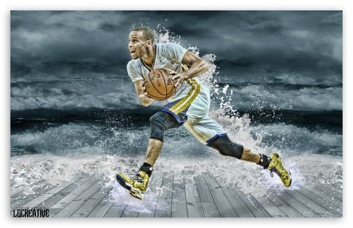 Stephen Curry Splash HD desktop wallpaper High
