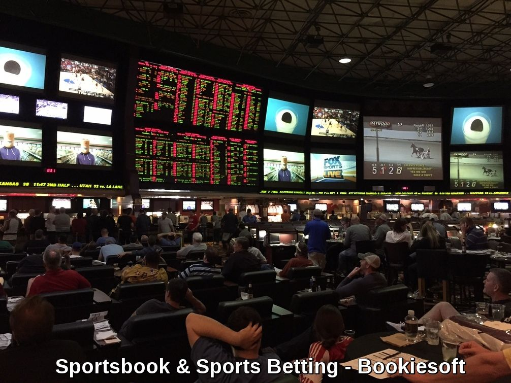 Sportsbook & Sports Betting Bookiesoft GET 2 WEEKS FREE