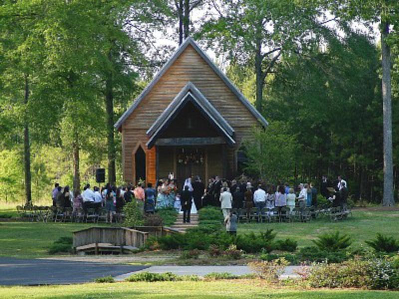 McClain Lodge, Rustic Mississippi Wedding Venue - BridePOP ...